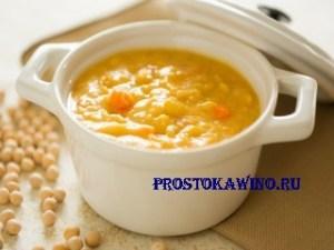 Рецепт гороховой каши от профессионального повара