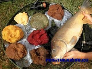 прикормки и каши для рыбалки