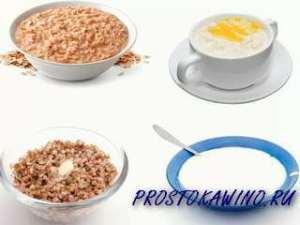 Можно ли завтракать без каши? Худеют ли при употреблении жира?