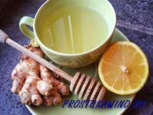Овсяная диета, комбинированная с имбирным чаем, чесноком и лимоном
